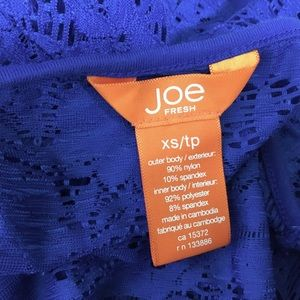 Joe Fresh Tops - Joe Fresh Lace Top